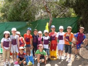 Excursión a la Granja-Escuela de Torremolinos con 1º y 2º de Primaria