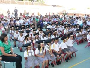 Acto de Graduación de la XII Promoción de Educación Infantil