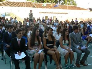 Acto de Graduación de la XIII Promoción de Educación Secundaria