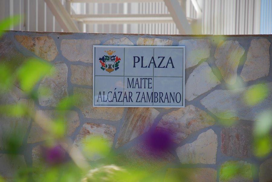 Plaza Maite Alcázar Zambrano