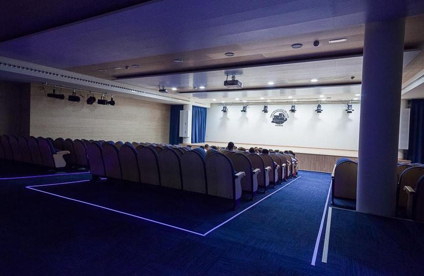 Auditorio del Colegio San Francisco de Asís