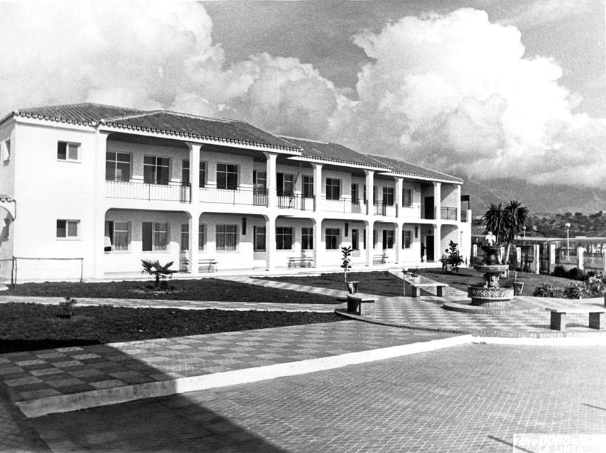 Edificio central nuevo colegio