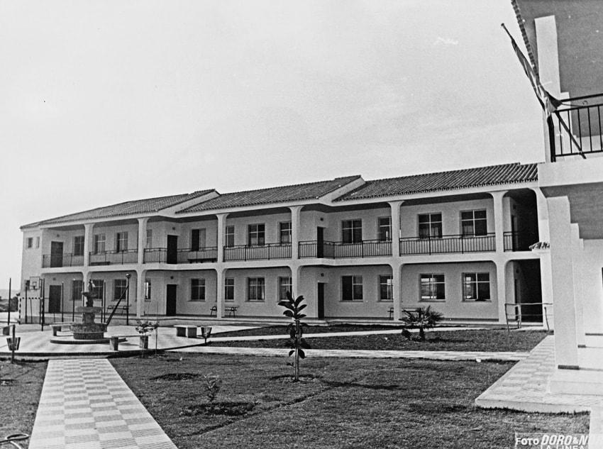 Fachada Colegio San Francisco de Asís