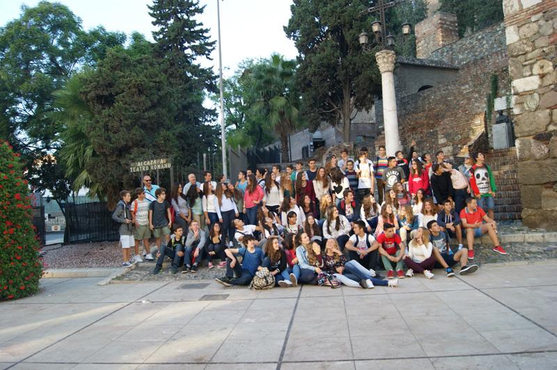 Visitas Culturales; Sevilla, Granada y Málaga