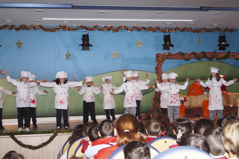Teatro de Navidad 2º primaria