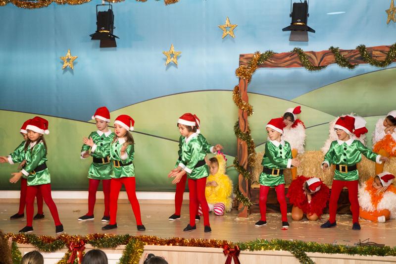 Teatro de Navidad 1º Primaria