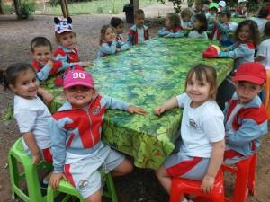 Visita a la granja escuela 2º ciclo de infantil