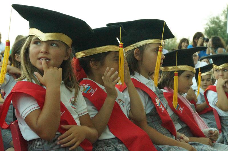 Graduación de Infantil 2015