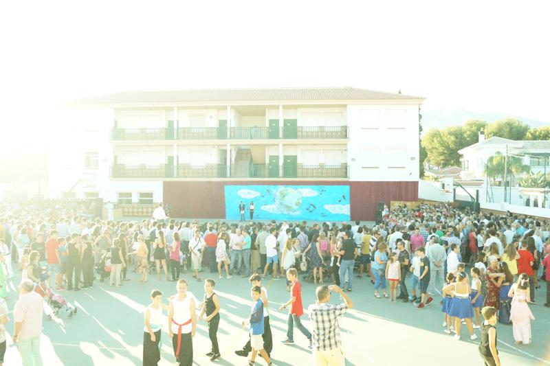 Fiesta de Fin de Curso 2015