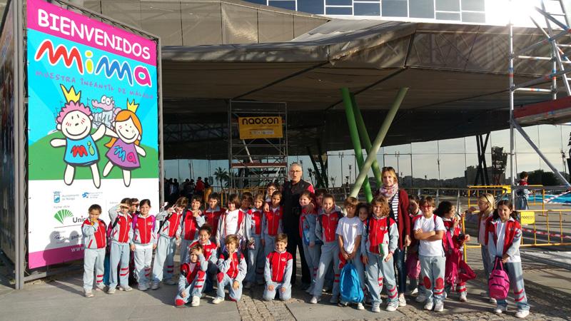 Visita a MIMA 2015