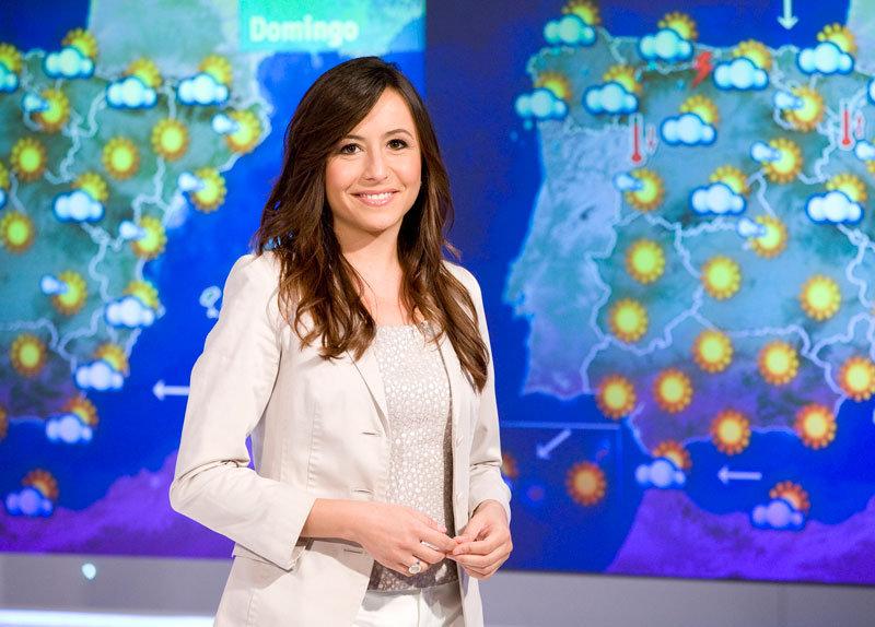 Video Conferencia con la Mujer del Tiempo de TVE