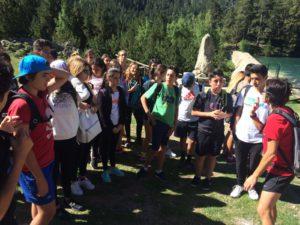 Viaje de 2º ESO Pirineos