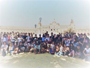 Visita a Sevilla, alumnos de 3º de ESO