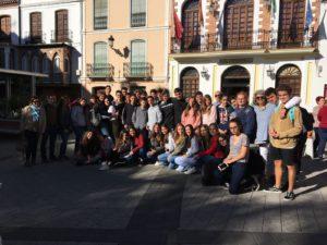 Visita a Álora (alumnos de 4º de ESO)