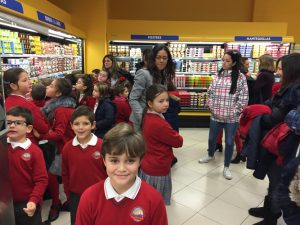 Excursión alumnos de 2º de primaria