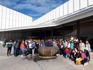VISITA AL PARQUE DE LAS CIENCIAS DE GRANADA. (2º ESO)