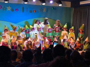 Teatro de Navidad, Infantil grupo A