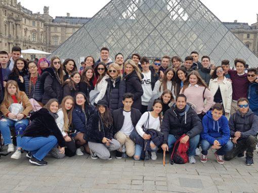 Viaje de Estudios a París. 1º Bachillerato