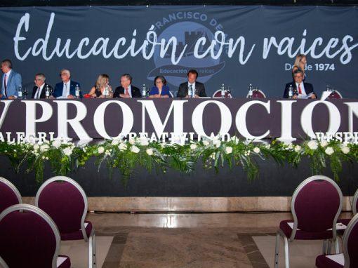 Graduación de Bachillerato 2019