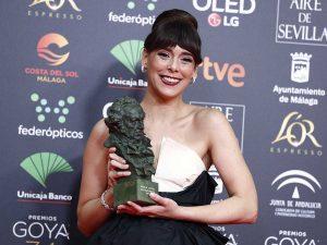 Goya a la mejor actriz…