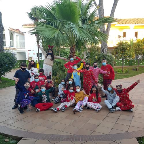Retos Navideños… Pijamas y Jerséis