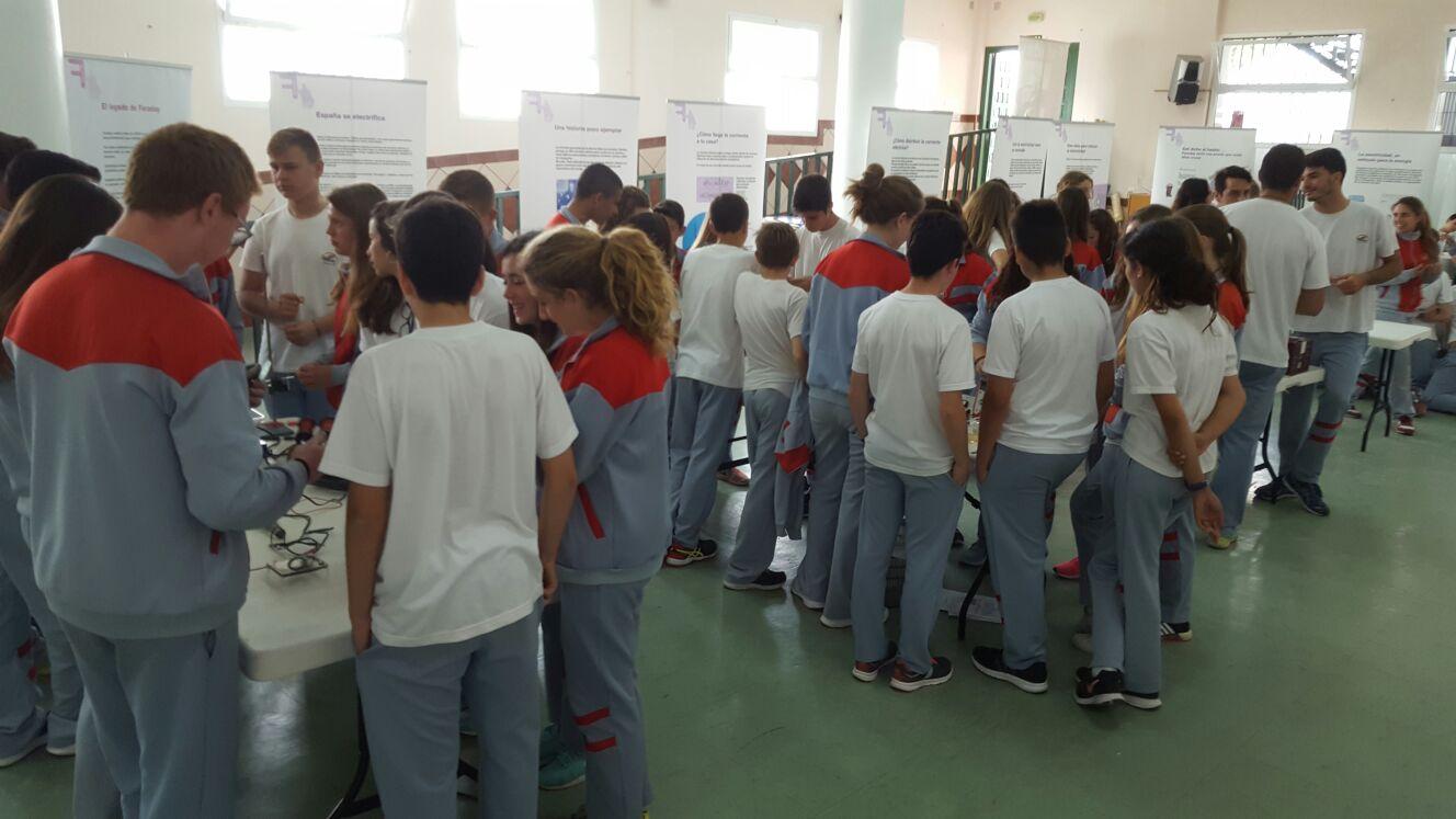 Inauguración de la Semana de las Ciencias